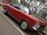 Foto Chevrolet Opala 1974 à - carros antigos