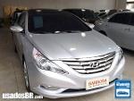 Foto Hyundai Sonata Sedan Prata 2013/2012 Gasolina...