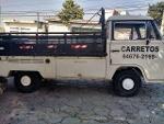 Foto Perua kombi carroceria 93 - 1993