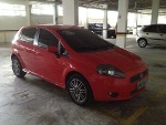 Foto Fiat Punto Sporting 1.8 particular 2012