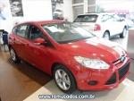 Foto Ford focus 1.6 S 16V Vermelho 2014/2015...