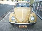 Foto Volkswagen fusca 1500 2p 1972/ gasolina amarelo