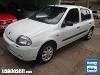 Foto Renault Clio Hatch Branco 2001/ Gasolina em...