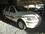 Foto Fiat siena fire 1.0 8V 4P 2002/ Gasolina BRANCO