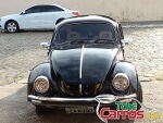 Foto Fusca 1300 - 1974 - São Vicente do Sul - RS -...