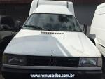 Foto FIAT FIORINO Branco 1995/1997 Gasolina em...