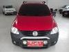 Foto Volkswagen Crossfox 1.6 Completo 2006 Vermelho