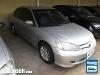 Foto Honda Civic Prata 2005 Gasolina em Aparecida de...