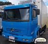 Foto Mercedes MB 712 C - Usado - Azul - 2000 - R$...
