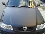 Foto Vw Volkswagen Gol 1.0 8V 4p Cinza envelopado 2003
