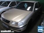 Foto VolksWagen Gol G3 Dourado 2002 Gasolina em...