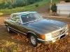 Foto Mercedes-benz 250 sl 1975 à - carros antigos