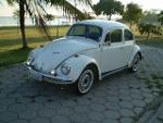 Foto Vw Volkswagen Fusca 76, muito inteiro e bonito...