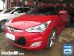 Foto Hyundai Veloster Vermelho 2011/2012 Gasolina em...