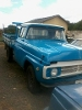 Foto Ford F 100 1967 camionete TIWIMBIN a diesel 1965