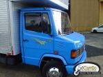 Foto Mercedes MB 710 - Usado - Azul - 2004 - R$...