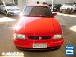 Foto Seat Cordoba Sedan Vermelho 1996/1997 Gasolina...
