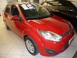 Foto Fiesta 1.6 Class Flex Sedan Vermelho 2013...
