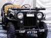 Foto Jeep Militar Placa Preta