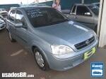 Foto Chevrolet Corsa Hatch Cinza 2003/ Gasolina em...