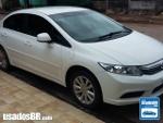 Foto Honda Civic (New) Branco 2012/2013 Á/G em...