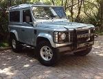 Foto Land Rover Defender 90 4x4 2.5 csw