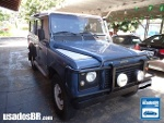 Foto Land Rover Defender 110 Azul 1996/ Diesel em...
