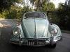 Foto Fusca 1962 1200 Placas Preta Com O Maximo De...