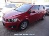 Foto Chevrolet sonic 1.6 LTZ 16V Vermelho 2012/...