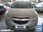 Foto Chevrolet Onix Prata 2014/2015 Á/G em Goiânia