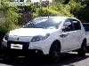 Foto Renault Sandero GT Line Branco 2013 -
