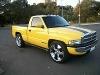 Foto Dodge Ram 1995 à - carros antigos