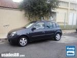 Foto Renault Clio Hatch Cinza 2005/2006 Gasolina em...