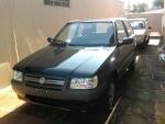 Foto Fiat uno zero km. Na garagem.