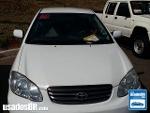 Foto Toyota Corolla Branco 2003 Gasolina em Goiânia