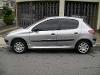 Foto Peugeot 206 2005 Sensat 1.0 16v Prata