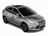 Foto Ford focus hatch 1.6 8V 4P 2014/2015 Flex BRANCO