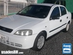 Foto Chevrolet Astra Sedan Branco 2001/ Álcool em...