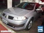 Foto Renault Megane Sedan Bege 2008 Gasolina em...