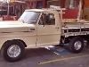 Foto Ford F1000 - 1981 - Motor Mwm - Em Perfeito Estado