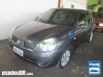 Foto Renault Clio Sedan Cinza 2003/ Gasolina em...