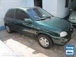 Foto Chevrolet Corsa Hatch Verde 2000/ Gasolina em...