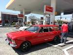 Foto Chevrolet Caravan LUXO 2p 1977 Gasolina VERMELHA