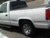 Foto D40 Silverado 2p 2001 Diesel Branca