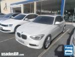 Foto BMW 118i Branco 2012/2013 Gasolina em Goiânia