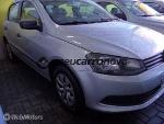 Foto Volkswagen gol g6 1.0 MI 4P. 2013/2014 Flex PRATA
