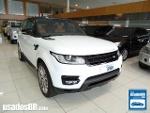 Foto Land Rover Range Rover Branco 2014/ Gasolina em...