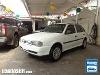 Foto VolksWagen Gol Branco 1999 Gasolina em Goiânia