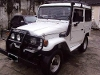 Foto Toyota Bandeirantes Jipe Curto Ano 2000