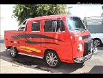 Foto Volkswagen kombi 1.6 luxo 8v gasolina 3p manual...